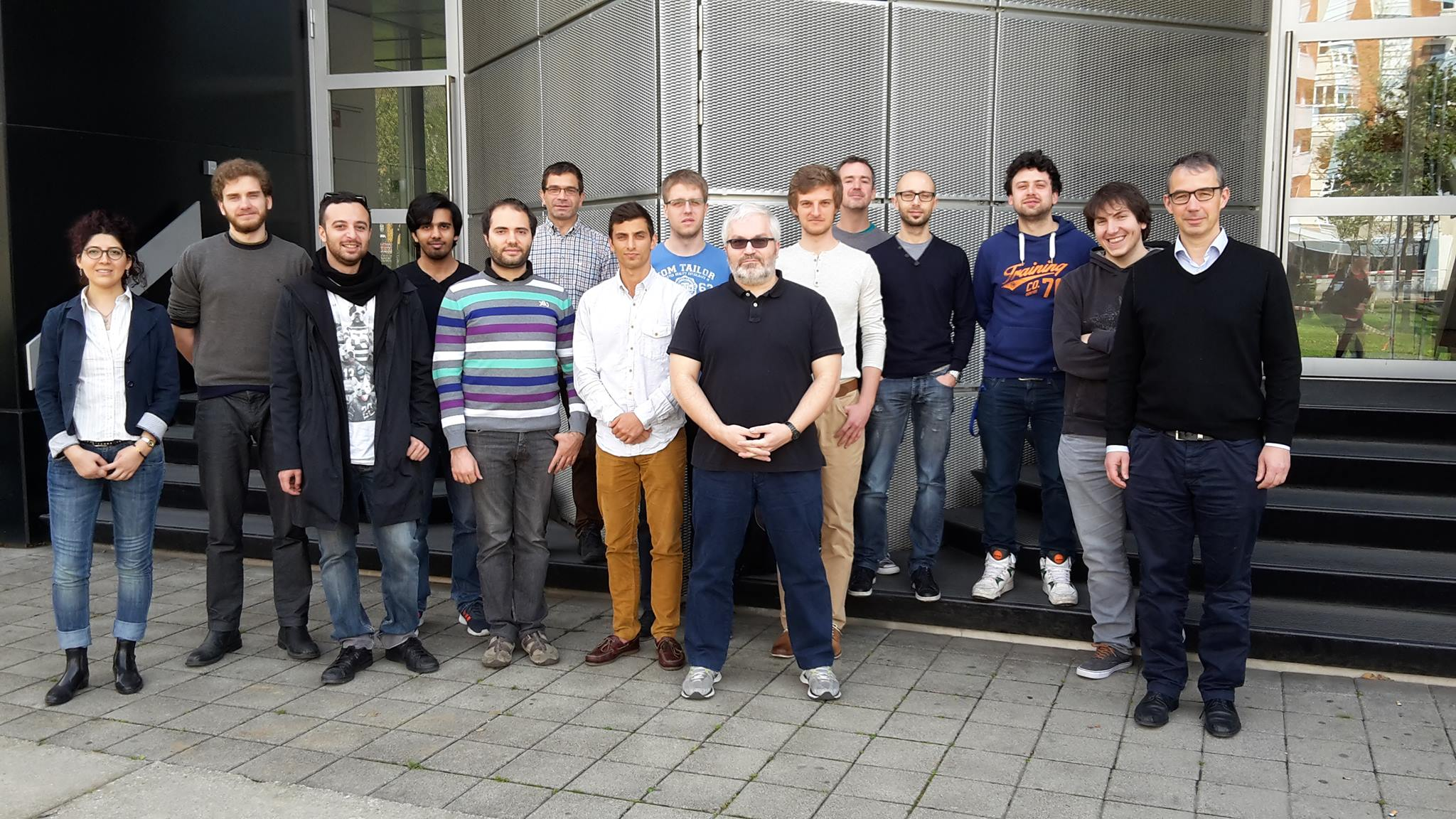 MSc Student Participants of the Block Course on Node-Level Performance Engineering
