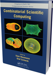 "Photograph of the book ""Combinatorial Scientific Computing"""